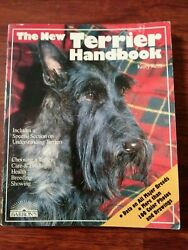 New Terrier Handbook by Kerry V. Kern (1988 Hardcover)
