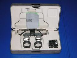 Keeler 2.5x Loupes - 340mm / 13 - Spectacle Frame