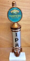 Sierra Nevada Torpedo Extra Ipa Tap Handle Marker - New In Box And F/s - 12 Tall