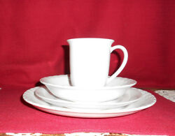 Longaberger ~  EVERYDAY TABLEWARE!  1 4 PCE PLACE SETTING!  NEW in BOX!    LK!