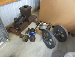 Antique Stover Type K Hit Or Miss Engine