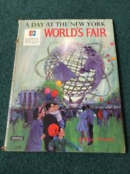 A Day At The New York World's Fair Pillsbury Official 1964-1965 Story Book