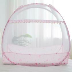 Foldable Pop Up Crib Anti-mosquito Tent Baby Net Yurt Infant Safety Bed