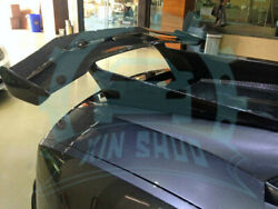 Rear Trunk Spoiler Wing Fit For Lamborghini Gallardo LP550-LP570 Carbon Hos