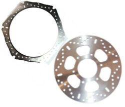 Ebc Precision Front And Rear Brake Rotors Buell Xb9 And Xb12 / Md735rs Md522