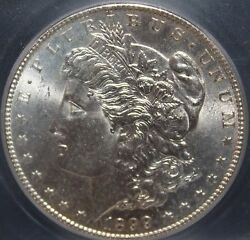 1899 S Morgan Silver Dollar Near Gem Bu++ Semi-key Date Dollar