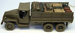 1/35 Allied Truck Load 2 Resin - 2.5 Ton Tamiya Deuce And A Half - Value Gear