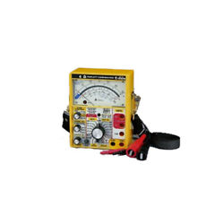 Triplett 2001 2011 Railroad Test Set With 100hz And 250hz Cab Filters