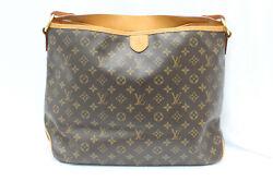Louis Vuitton Monogram Delightful MM Designer Bag