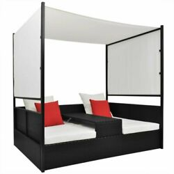 Carneatly Garden Daybed With Cushions And Canopy For Your Chill Lazy Days