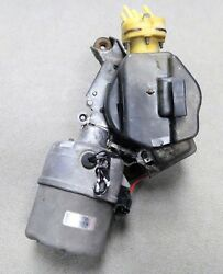 1970-1971 Corvette Used Windshield/headlight Washer Motor W/pump And 5-port Nozzle