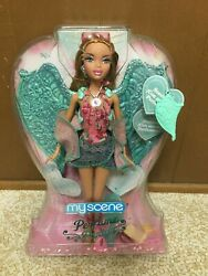 2008 Barbie My Scene Perfume Party Nia Scented Doll Face Tattoo Rare