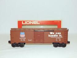 Lionel Trains 6-9755 Union Pacific Box Car Up Freight Cars O Mpc 9755 1975