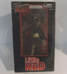 2010 Diamond Select Toys Femme Fatales Little Red Statue New