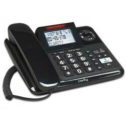 Clarity E814 Amplified Phone-corded Hard Of Hearing Phone