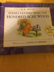 Poohand039s Letters From The Hundred Acre Wood With Mini Mail In Pockets New