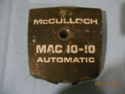 Mcculloch Mac 10-10 Chainsaw Parts Top Cover Carb