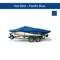 Cuddy Cabin Outboard 24and0395 To 25and0394 Max 102 Beam - Pacific Blue