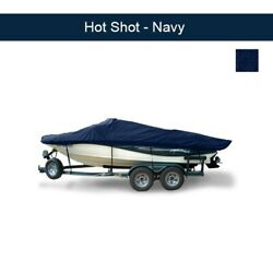 Pontoon Full Cover 20and0391 To 21and0390 Max 102 Beam - Navy