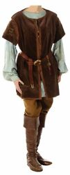 The Chronicles of Narnia King Peter William Moseley Worn Prop Hero Costume Lucy