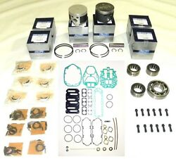 Mercury 135-150 Hp 2.5l Top Guided Rebuild Kit - 100-20-43 - .030 Size Only