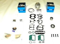 Wsm John/ Eviin 18/20/25/28-35 Hp And03981-and03999 Rebuild Kit 100-103-14 .040 Size Only