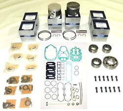 Mercury 135-150 Hp 2.5l Top Guided Rebuild Kit - 100-20-42 - .020 Size Only