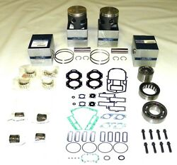 Power Head Rebuild Kit Johnson Evin 120 / 140 Hp 85-87 Looper .020 - 100-115-12