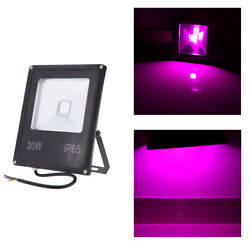 30W LED Plant Grow Light Red&Blue Water-resistant Light Hydroponic Lamp B3Z8