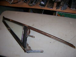 1965 Buick Wildcat Convertible Ds Wing Wind Window And Frame 5719311