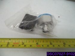 Times Microwave Systems 7/16 Male Plug Straight Solder Pin Connector 3190-2945