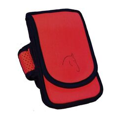 The Horse Holster For Horses Assorted Colors Sold As Each Item Red Color Only