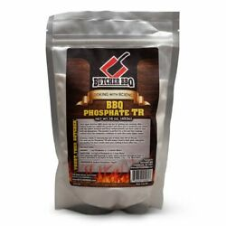 Butcher Bbq Barbecue Pitmasters Phosphate Tenderizer - 1 Lb