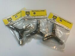 Royaline Bicycle Three Way Nut Driver Pack Of 3