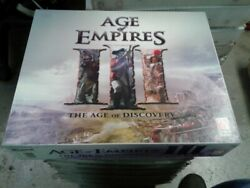 1x Age Of Empires Iii The Age Of Discovery 2007 Edition