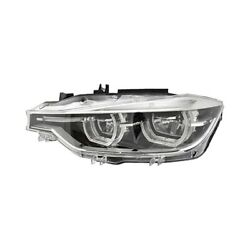 Econo Driver Side LED Head Lamp Assembly