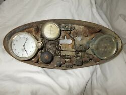 Rotax Ft 73 Dash Stamped 1931 Barnfind. Fitted To Alvis Silver Eagle Lagonda