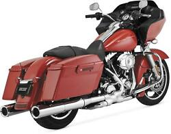 Vance And Hines Hi-output Slip-ons 16455