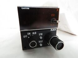 Collins Ctl-32 Controllers Oh P/n 622-6521-011 Dual Release Of 8130