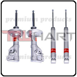 Truhart Sport Lowering Shocks Struts Suspension For 13-17 Accord 14+ Tlx Th-h510
