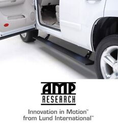 Amp Research Plug-and-play Course Board Puissance Steps Pour 2018-2021 Dodge Ram