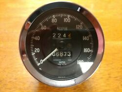 Authentic Smiths 1966 Shelby Cobra 180 Mph Speedometer Rare