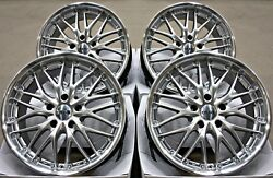 Alloy Wheels 18 Cruize 190 Spl Fit For Cadillac Cts 03-07 Sts 06-11 Ats 13