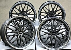 Alloy Wheels 18 Cruize 190 Gmp Fit For Jeep Cherokee Liberty Wrangler Compass P