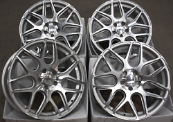 18andrdquo Alloy Wheels Cruize Cr1 Sfp Fit For Jeep Cherokee Wrangler Compass Patriot