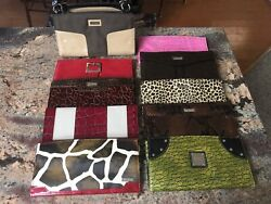 Lot Of 10 New Miche Classic Shell And Purse Nice