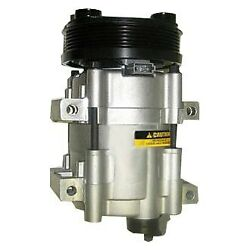 A/C Compressor Fits Lincoln Continental: With Factory Compressor Typ