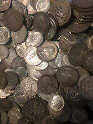 1 Troy Oz Ounce 90 Silver Junk Us Coins