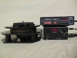 Intervalometer Panning Head Norris Motor And Controller D.c.v Mitchell Arri Red