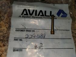 Qty 1 - New Marvel Schebler Ma-5 Idle Tube Pn 229-588